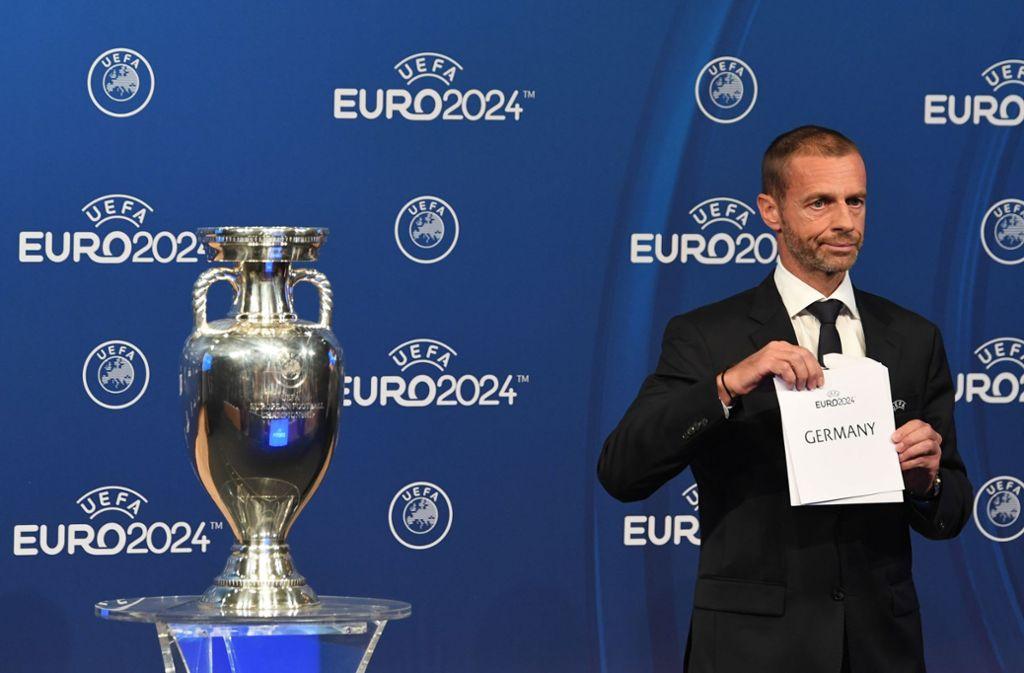 Deutschland hat den Zuschlag bekommen. Foto: dpa