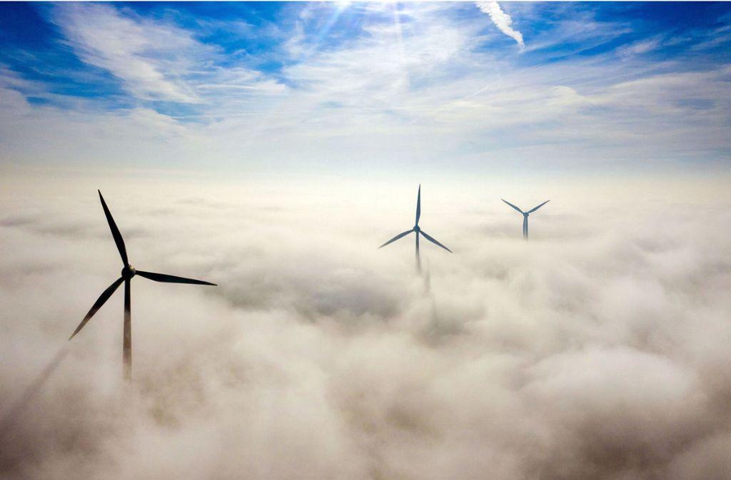Die Bedingungen für Windkraft ändern sich derzeit. Foto: dpa