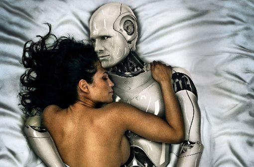 Liebe in Zeiten der Roboter