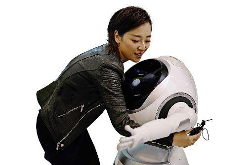 Menschen und Maschinen leben zu eng zusammen