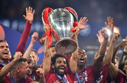 Salah gewinnt auch  für Allah