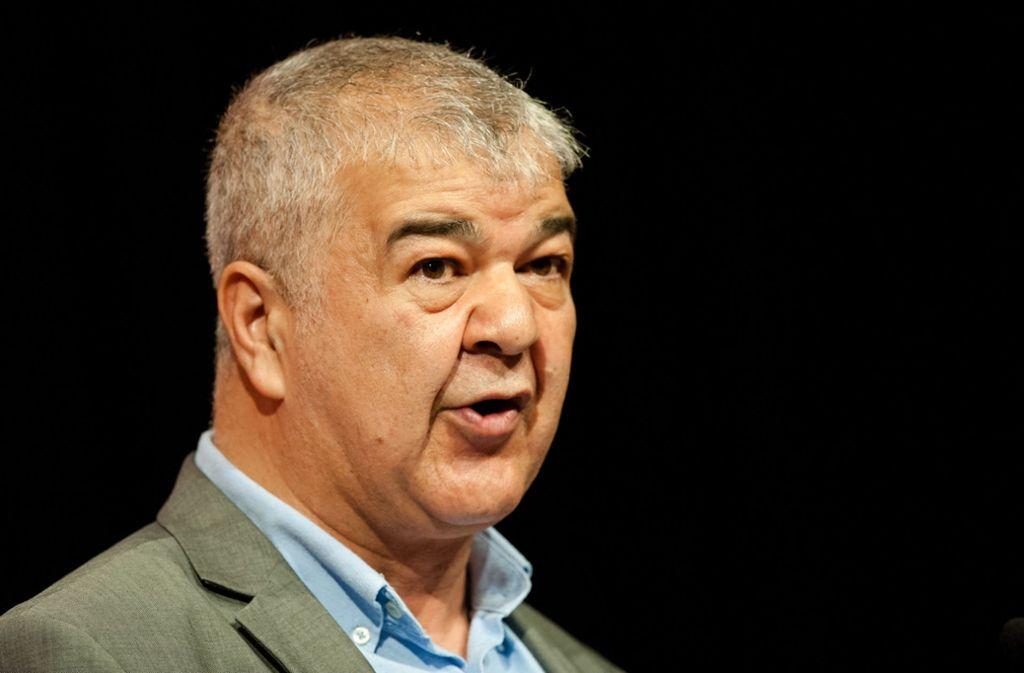 Gökay Sofuoglu ist Bundesvorsitzender der Türkischen Gemeinde in Deutschland und Landesvorsitzender der Türkischen Gemeinde Baden-Württemberg. Foto: dpa