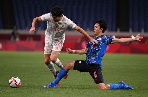 Wataru Endo verpasst das Olympia-Finale