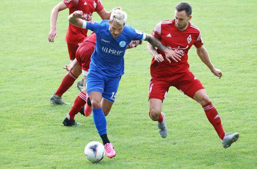 Kickers erkämpfen sich Remis gegen Ravensburg