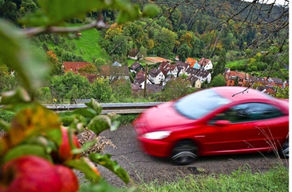Der Speidelweg windet sich zwischen Neckartal und Filderebene. Foto: LG/Max Kovalenko