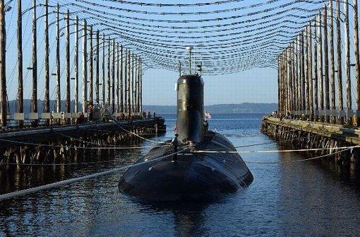 Die USS Jimmy Carter wird Gerüchten zufolge eingesetzt, um in der Tiefsee Datenkabel anzuzapfen. Foto: US Navy