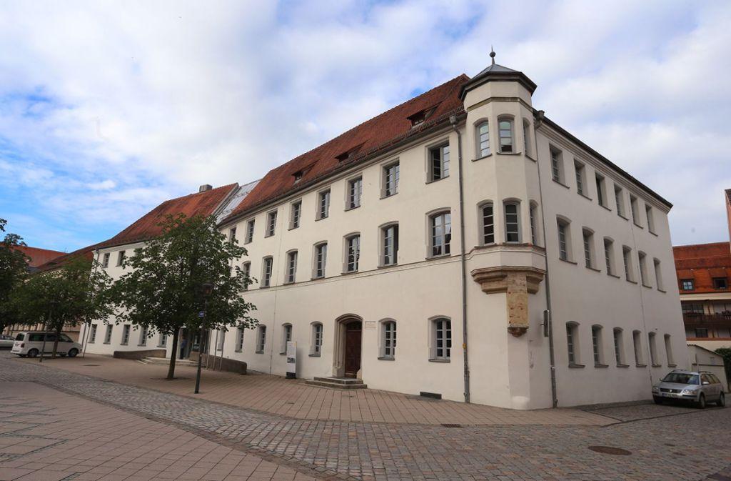Vor dem Landgericht Memmingen wurden zwei Männer wegen gefährlicher Körperverletzung verurteilt. Foto: dpa