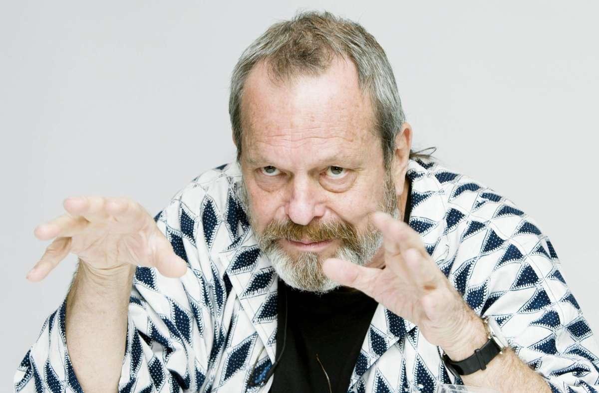 Ein Meister des magischen Realismus: Terry Gilliam 2009 beim Filmfestival in Toronto Foto: imago/ZUMA Press/Armando Gallo