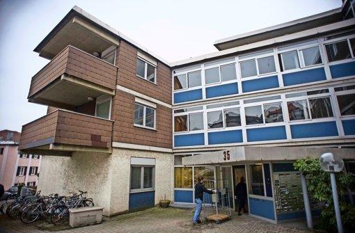 In die Jahre gekommen: die Wohnungen  beim ehemaligen Bürgerhospital. Foto: Lichtgut/Max Kovalenko