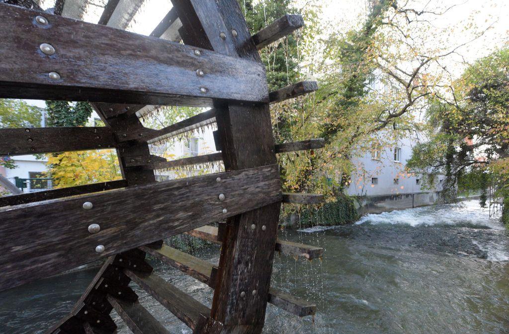 Augsburg bewirbt sich mit seinem mehr als 2000 Jahre alten Wassersystem. Foto: dpa