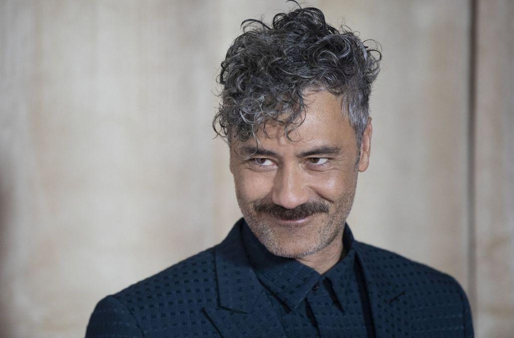 "Der Regisseur Taika Waititi wirkte schon bei ""The Mandalorian"" mit. Foto: AP/Chris Young"