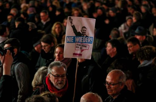 Parteien nehmen AfD ins Visier