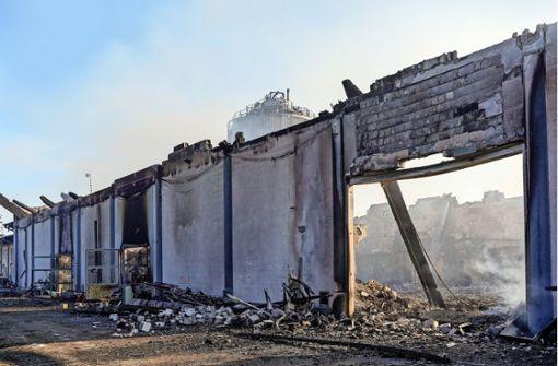 Brand: Jetzt ermittelt die Kripo