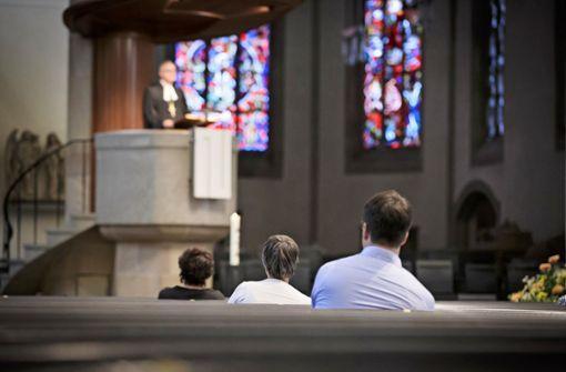 Gottesdienste sicherheitshalber abgesagt