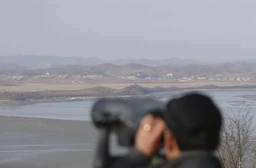 Südkorea stellt vorläufigen Kontakt her