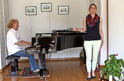 Pianist vertont Eichendorff-Gedichte