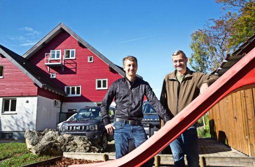 Im Harpprechthaus kehrt wieder Leben ein