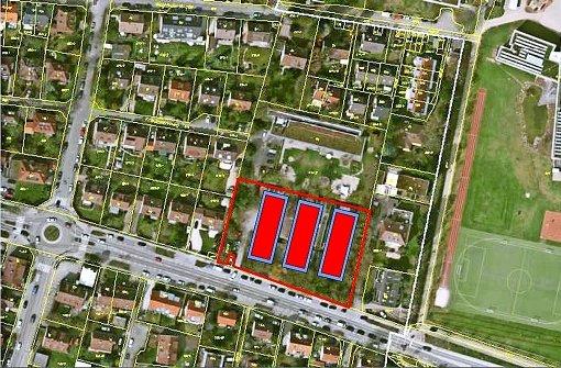 Vorerst keine Systembauten an der Möhringer Landstraße