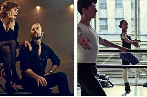 Zwei Serien bringen den Tanz groß heraus