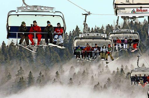 Skiliftbetreiber brauchen einen langen Atem