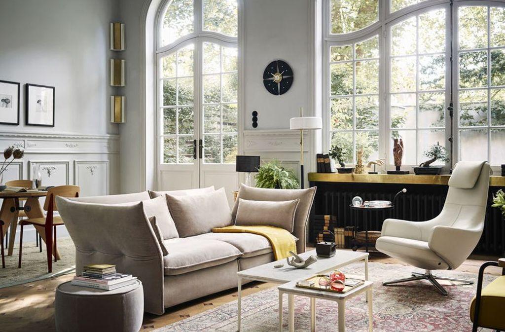 Life Story ist ein Wohntrend für Individualisten. Der Mix aus Möbelklassikern und modernen Designerstücken, Erbstücken und Neuanschaffungen, aus Kunst und Kitsch lässt unser Zuhause zum persönlichen Ruhepol werden. Hier fühlen wir uns sicher und geborgen. Foto: Vitra