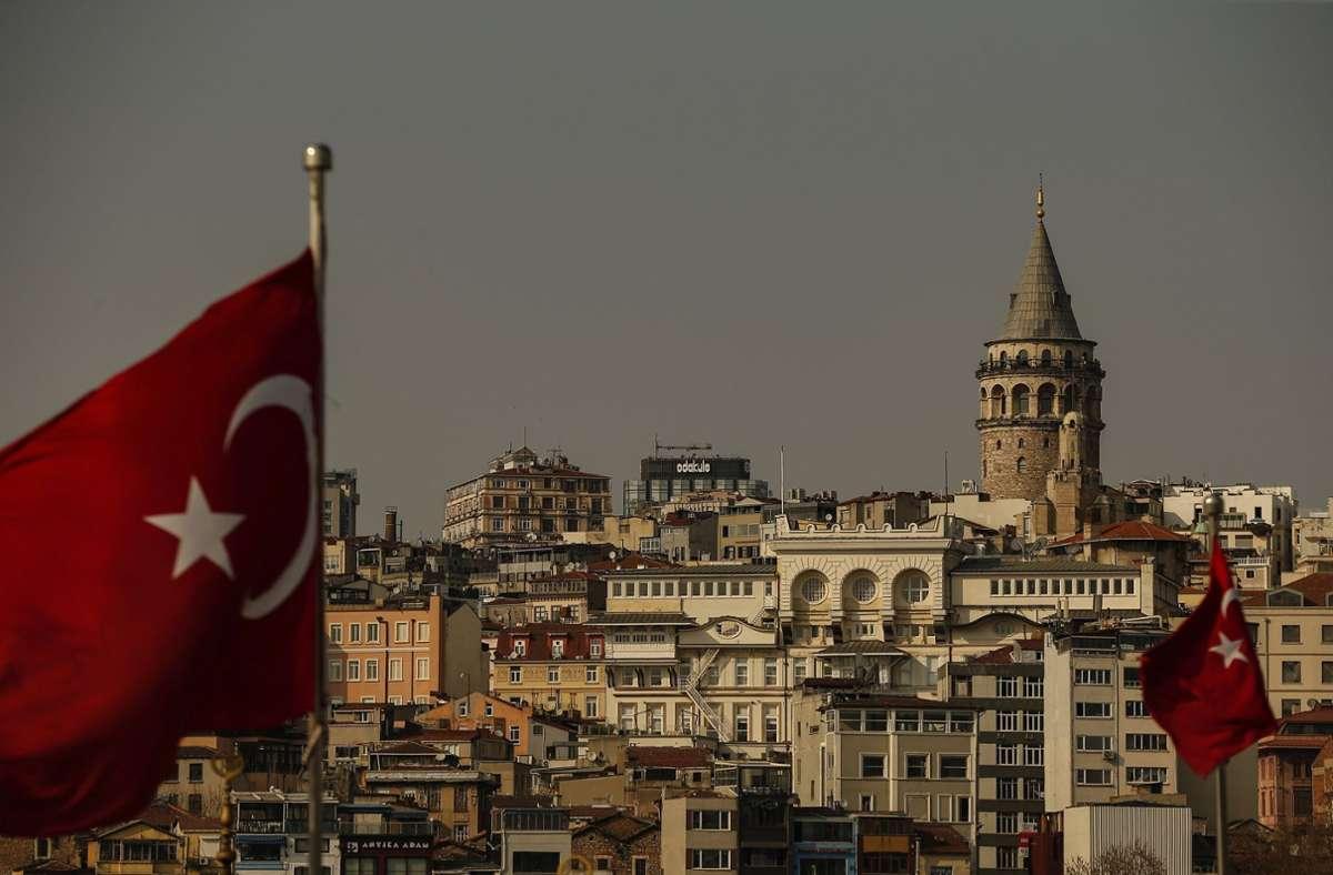 Die türkische Stadt Istanbul hat derzeit eine Corona-Inzidenz von rund 600 Fällen pro Hundertausend Einwohner. (Archivbild) Foto: dpa/Emrah Gurel
