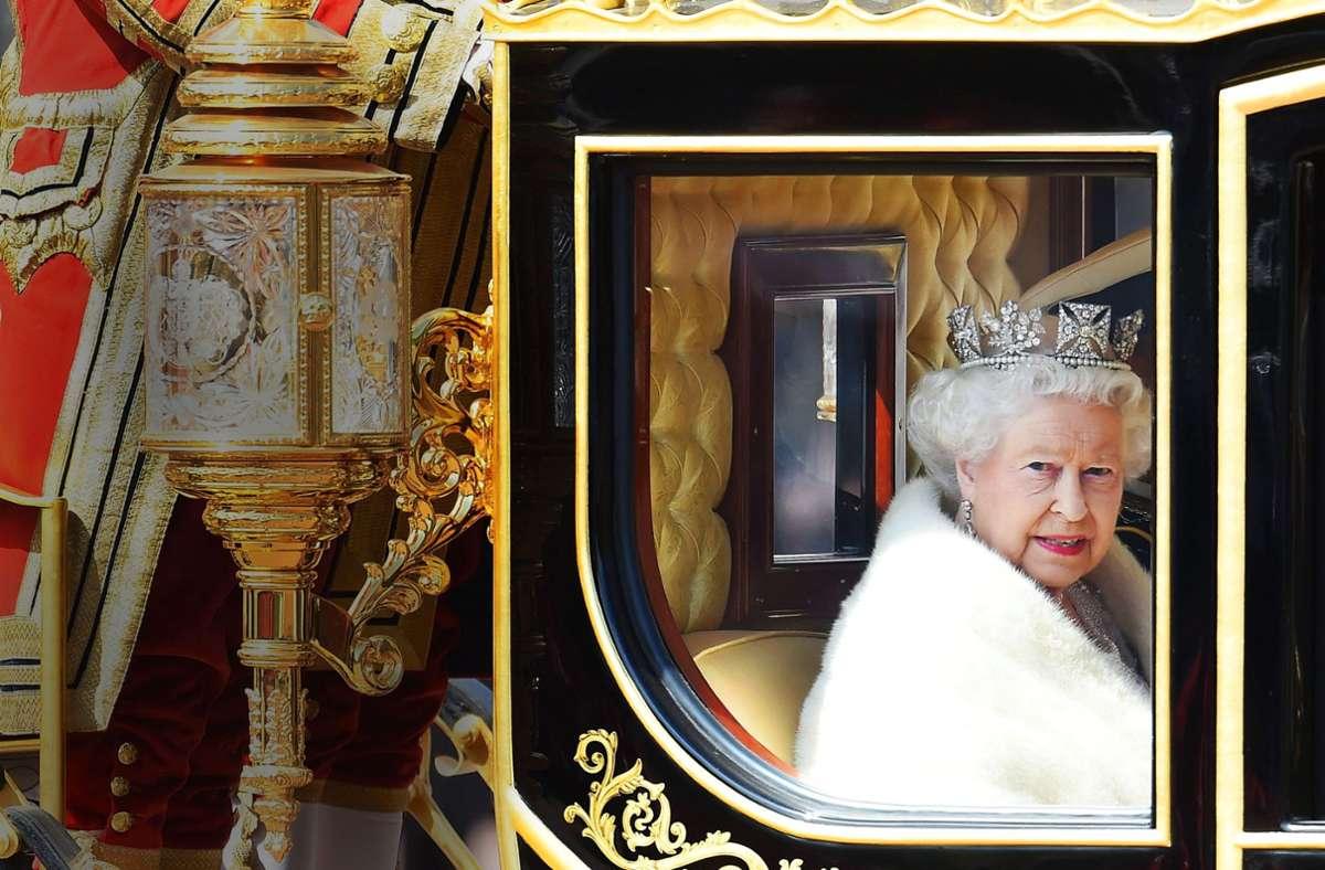 95 Jahre alt wird die Königin von England am 21. April 2021. Foto: dpa/Andy Rain