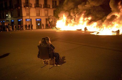 Rapper hinter Gittern - Spaniens Rechtssystem am Pranger