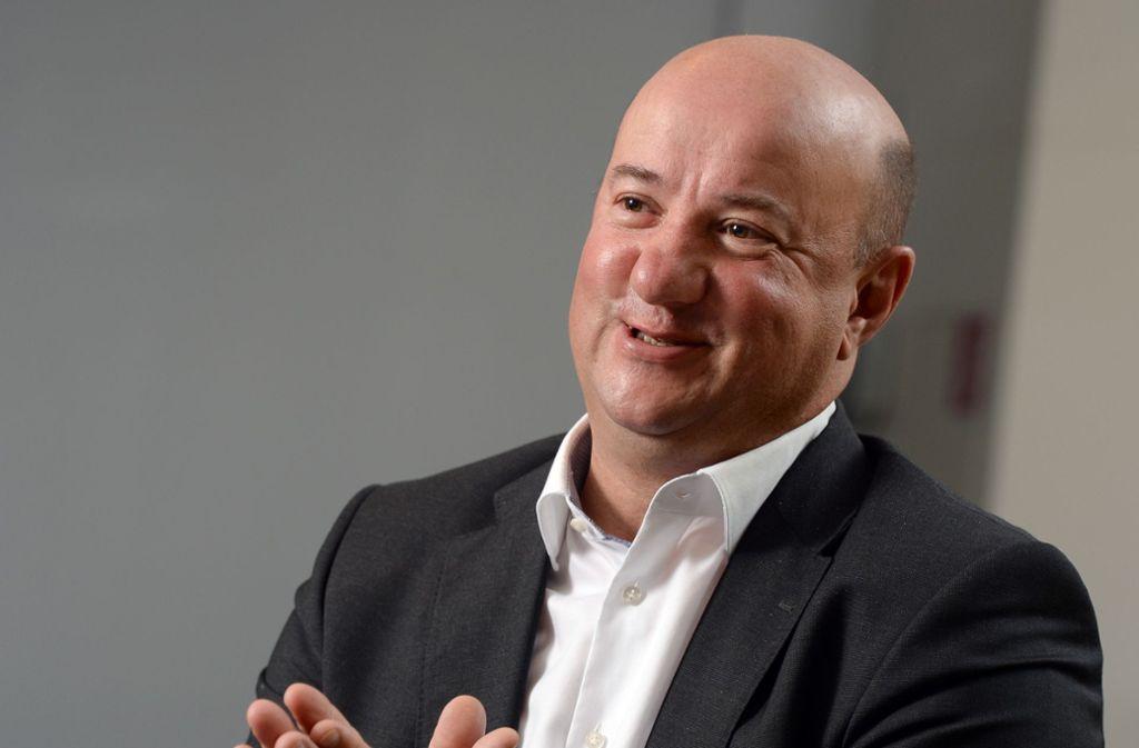 Michael Brecht will nicht garantieren, dass Daimler im Laufe der Krise ohne staatliche Hilfe auskommen wird. Foto: dpa/Uli Deck