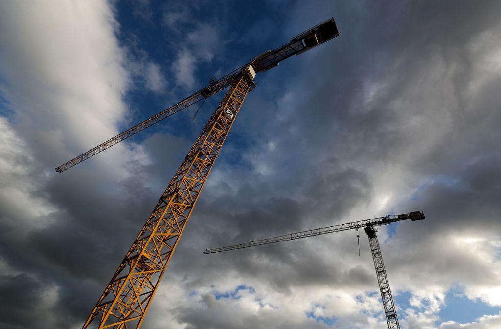 Die Baupreise haben im Vergleich zu 2018 zugenommen. Foto: dpa