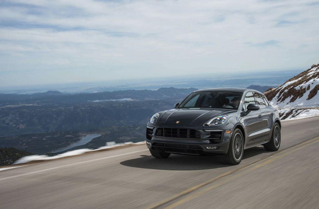Der Macan gehört zu den beliebtesten Porsche-Modellen. Foto: Porsche Cars North America, Inc.