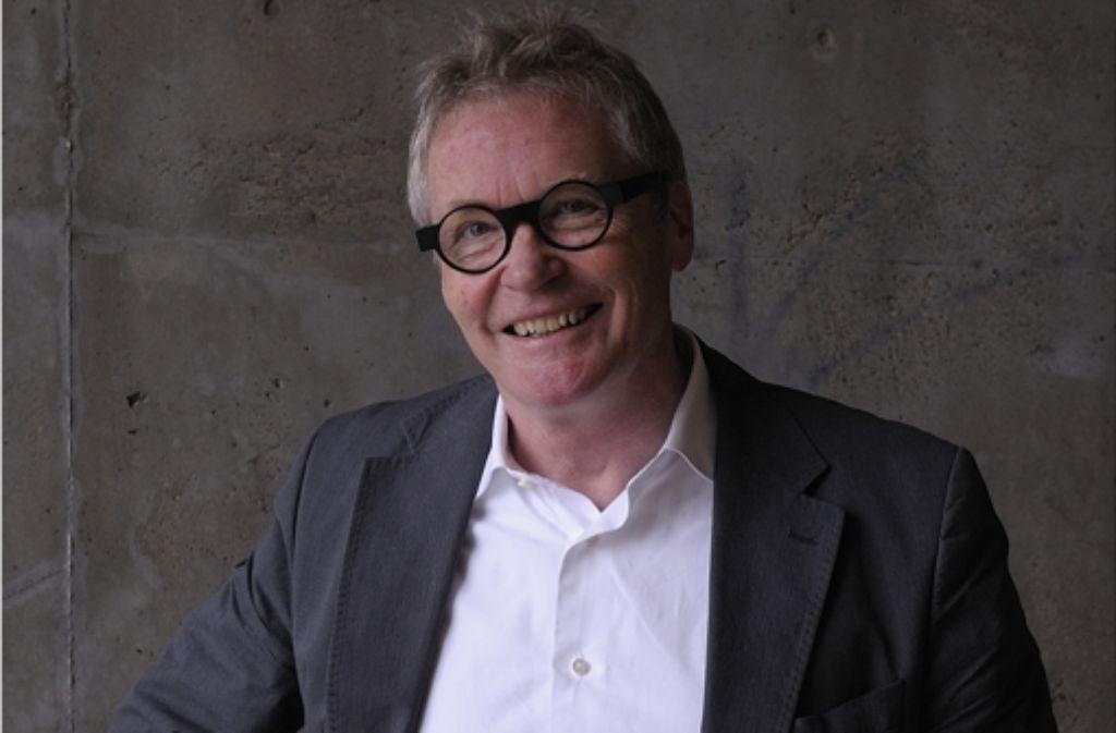 Arno Lederer hat sich als Professor von der Stuttgarter Hochschule verabschiedet. Foto: Universität Stuttgart