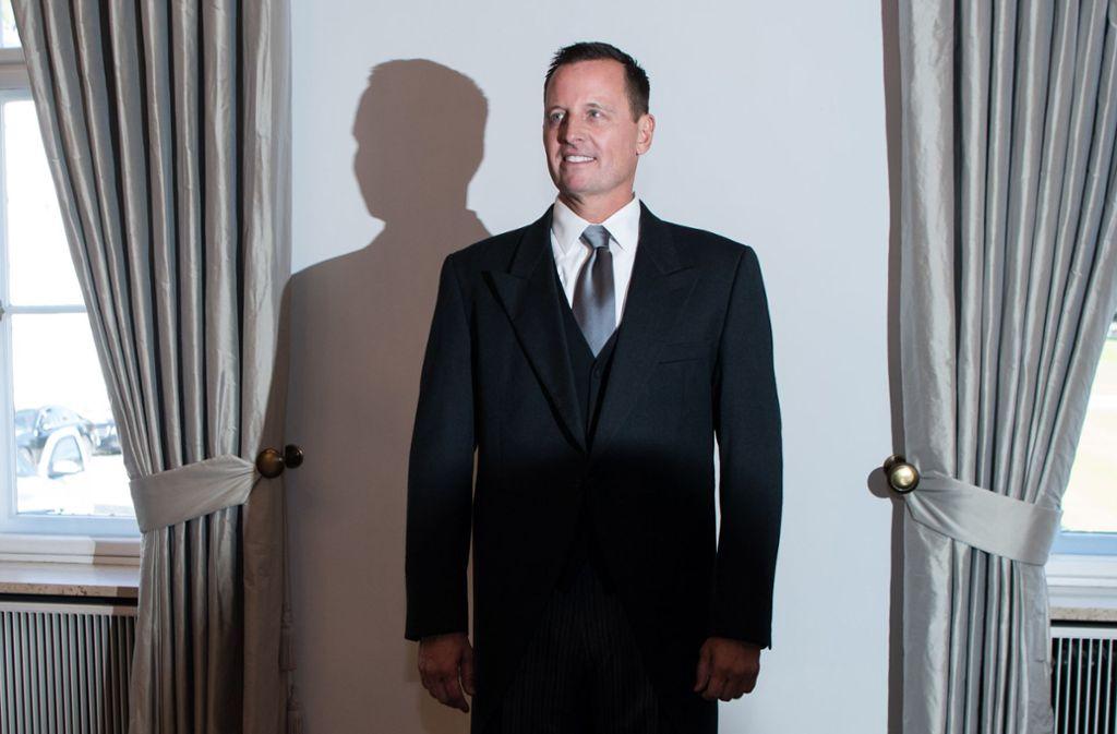 Der neue US-Botschafter Richard Grenell wurde erst vor Kurzem vereidigt. Foto: dpa