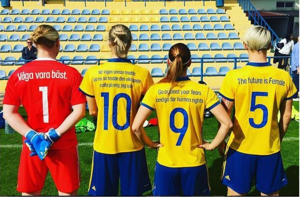 Fußball Sprüche Frauen
