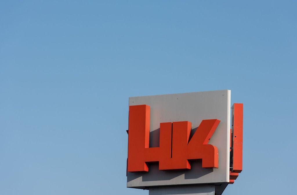Die Waffenschmiede Heckler & Koch setzt auf die USA. Foto: dpa