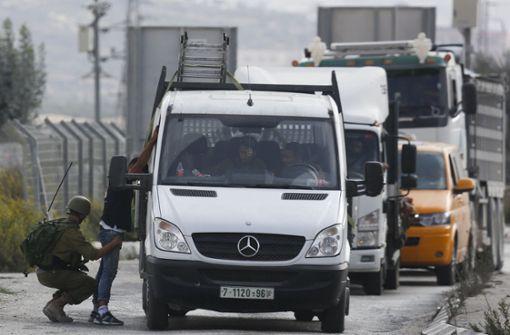 Palästinenserin durch Stein tödlich verletzt