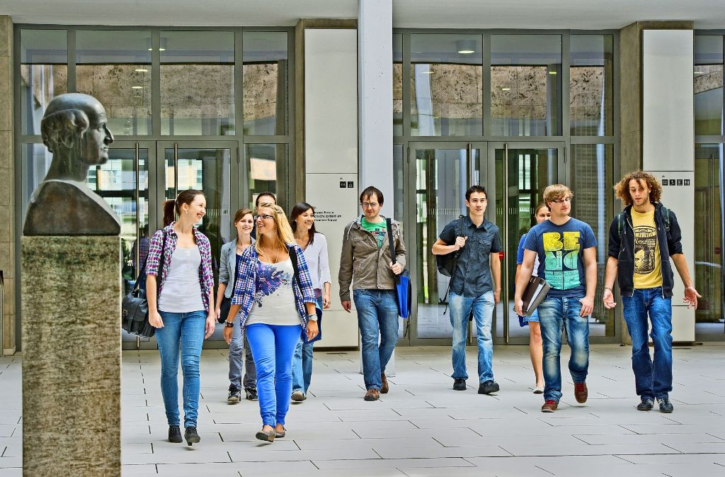 Der Bildungscampus Heilbronn bekommt Zuwachs  – die Technische Universität München (rechts)  wird dort einen Außenposten einrichten. Foto: Fritz-Kador, Andreas Heddergott/TU München