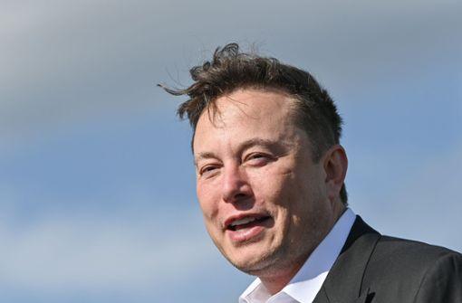 Tesla-Chef Musk kommt schon wieder nach Deutschland