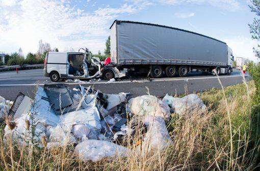 Häufung von Unfällen am Stauende – Experten sorgen sich