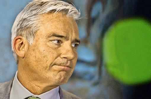 Endspurt für CDU-Landeschef Strobl