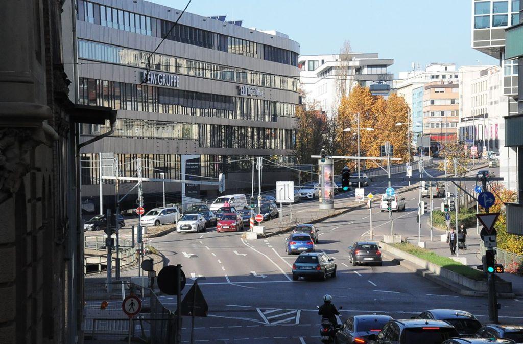 Die Sanierung des Österreichischen Platzes kostet rund sechs Millionen Euro Foto: gli