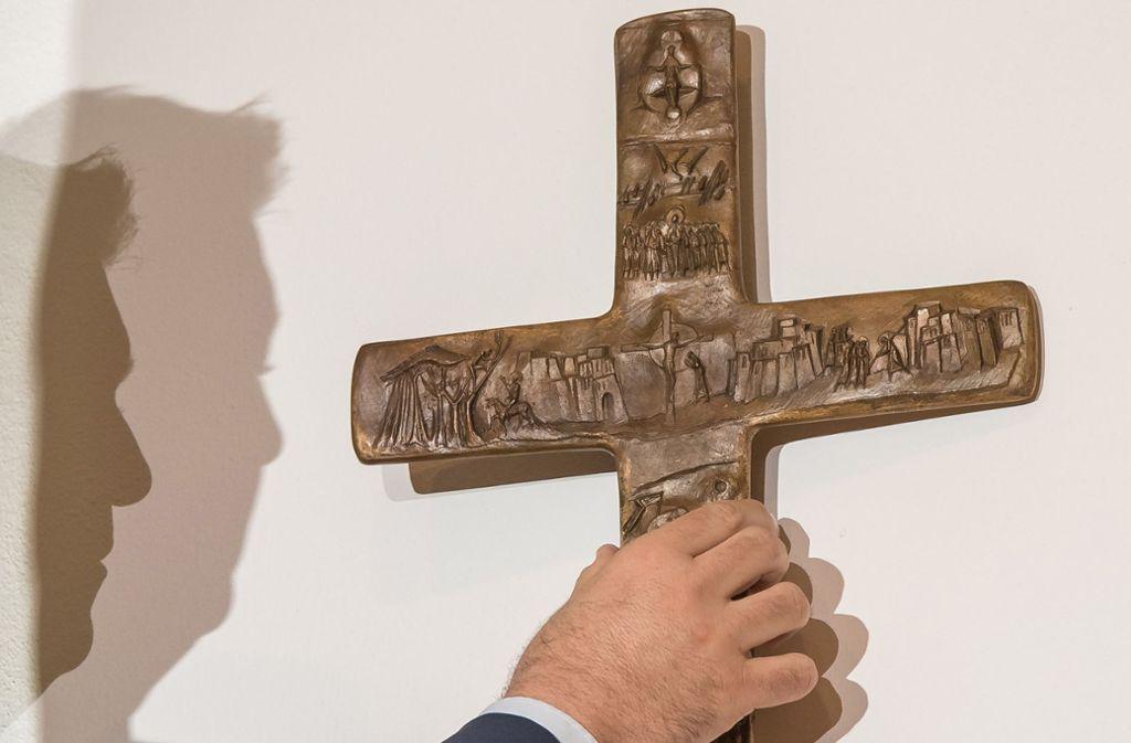 Markus Söders Kreuzzug gilt der lieben, guten Christlichen Union, so unsere Kolumnistin. Foto: dpa