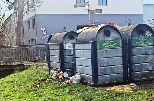 Geht's den Müllsündern an den Kragen?