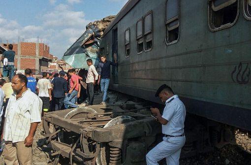 36 Tote und viele Verletzte bei Zusammenstoß