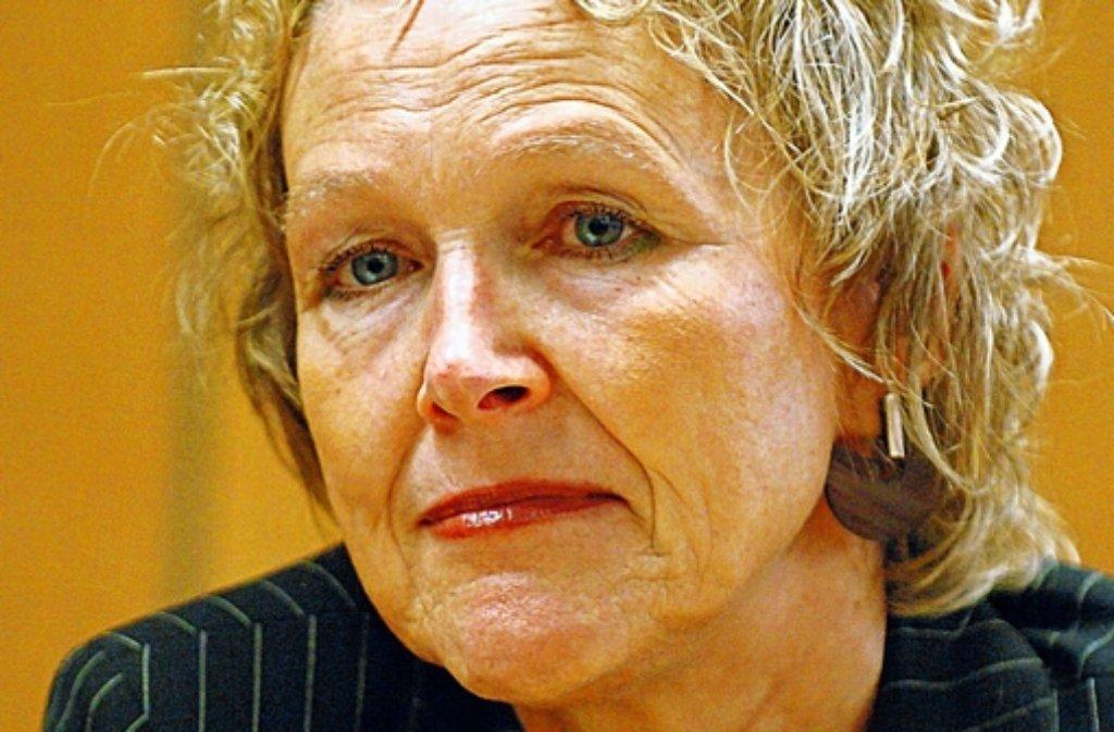 Die Grünen-Abgeordnete Sylvia Kotting-Uhl fordert weitere Aufklärung. Foto: StZ