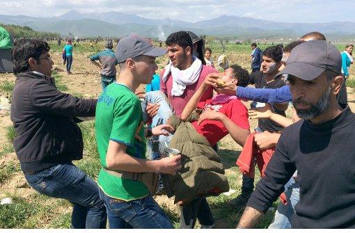 Griechenland erhebt Vorwürfe gegen Mazedonien