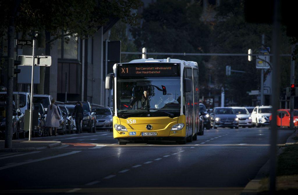 Der X1 bekommt Verstärkung: Ab dem 10. Dezember fährt der X2 zwischen Stuttgart und Leonberg. Foto: Lichtgut/Leif Piechowski