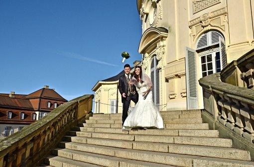 Hochzeit im Schloss: Jetzt online anmelden