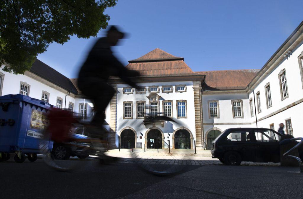 Ein 36-Jähriger ist vor dem Amtsgericht Esslingen wegen gefährlicher Körperverletzung und Bedrohung zu einer Bewährungsstrafe verurteilt worden. Foto: Horst Rudel