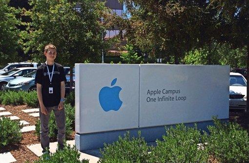 Auf Du und Du mit dem Apple-Chef